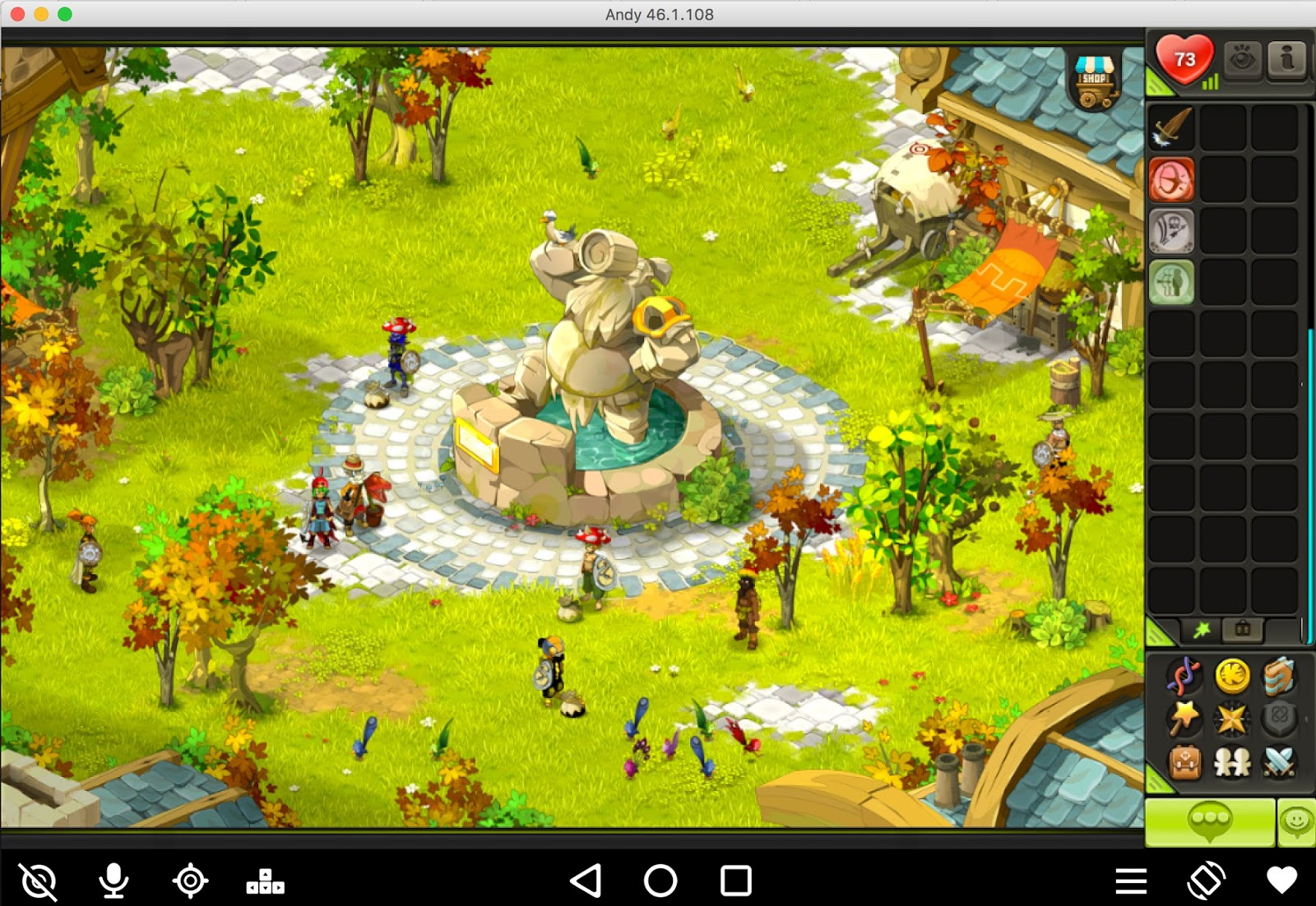 lindo dofus touch